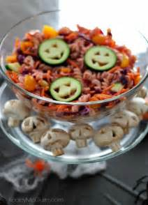 cold pasta salad ideas gluten free allergy friendly halloween cute food