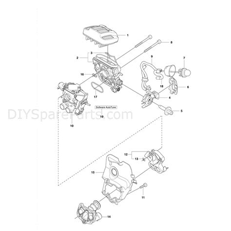 husqvarna chainsaw parts diagram husqvarna 545 chainsaw 2011 parts diagram carburetor