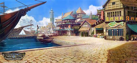port town fatecraft port town by tyleredlinart on deviantart