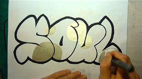 5 Letter Words Graffiti graffiti sketch soul in letters by eastsider