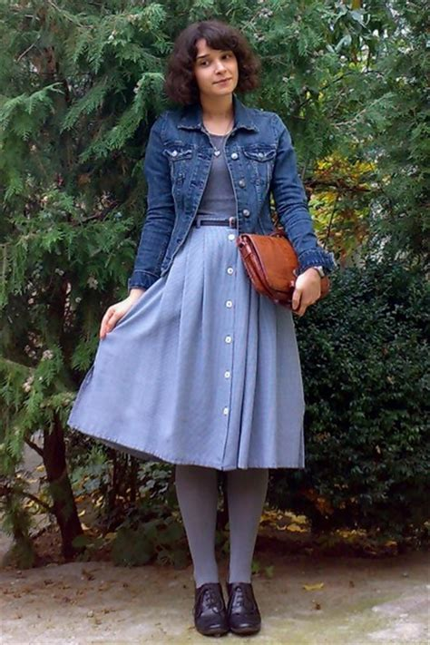 navy denim h m jackets gray tights quot denim and