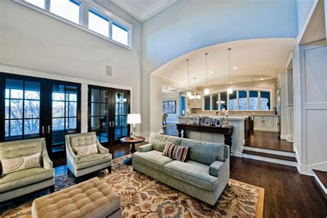 Definition Sunken Living Room 2012 Homes Of The Year 417 Home Winter 2012