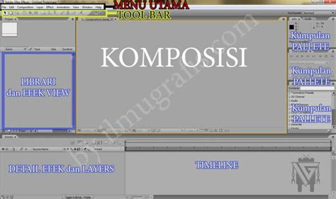 tutorial membuat opening after effect cs3 tutorial dan belajar adobe after effect ae video dan