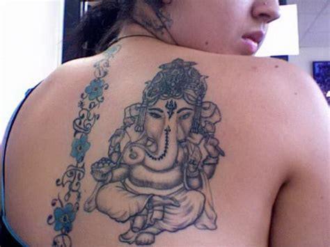 tattoo maker in mysore devotees say it with ganesha tattoos kannadiga world