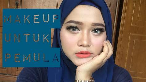 tutorial eyeshadow pemula makeup kit untuk pemula tutorial makeup pemula youtube