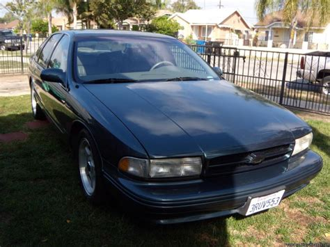 chevy impala ss 96 for sale 96 impala ss cars for sale