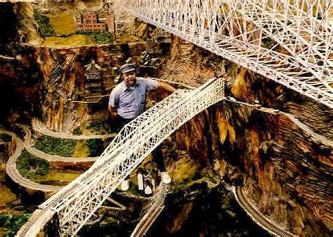 model train layout new jersey northlandz family attraction in new jersey