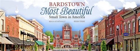 best town squares in america historic bardstown nelson county kentucky the bourbon capital of the world the bourbon trail