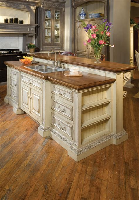 Kitchen Cabinet Island Design 30 Attractive Kitchen Island Designs For Remodeling Your