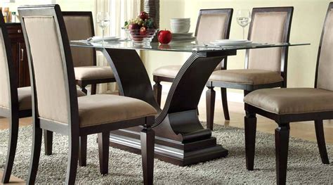 glass dining room table bases glass dining table base thelt co