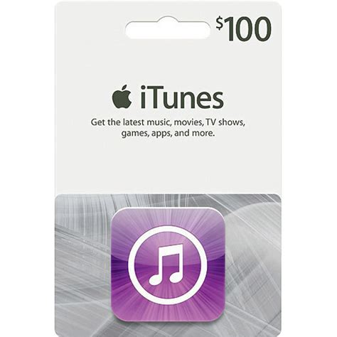 Good Deals On Itunes Gift Cards - 100 itunes gift card for 85 save 15 on future app music movie book purchases