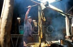 Baju Batik Bekas Fit M fitinline teknik membatik kain
