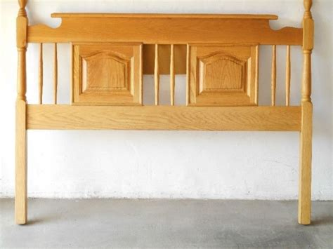 Solid Oak Headboard by Solid Oak Size Headboards X 2 For Sale In Hillcrest