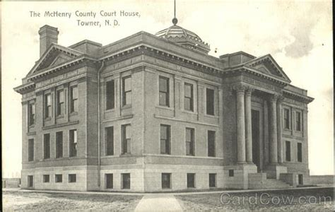Mchenry County Court Search The Mchenry County Court House Towner Nd