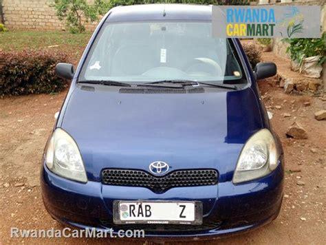 1998 Toyota Yaris Used Toyota Hatchback 1998 1998 Toyota Yaris Rwanda Carmart