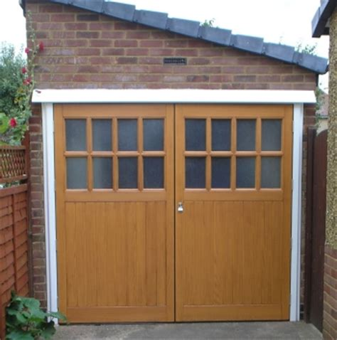 Grp Side Hinged Garage Doors by Grp Side Hinged The Garage Door Centre