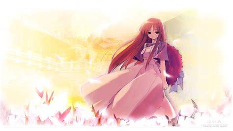 wallpaper girl dress anime girl dress wallpaper