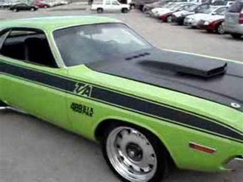 dodge viper 1970 1970 dodge challenger t a viper motor