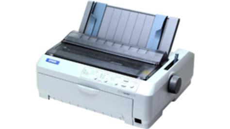 Printer Epson Lq 590 epson lq 590 dot matrix printer dot matrix printers epson singapore