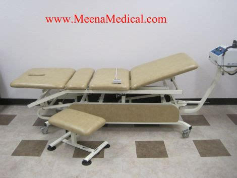 used electric tables for sale used midland 3941 e electric hi lo 4 section table