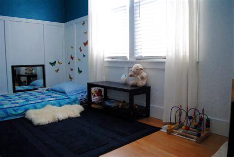 montessori bed musings marshall s montessori bedroom