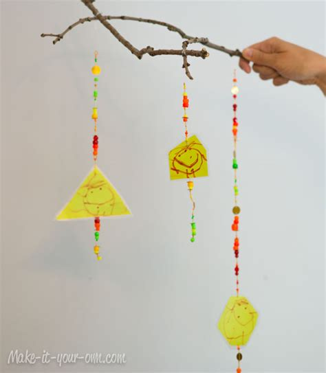 187 Nature Finds Kid Artwork Mobile Ceiling Mobiles For Adults