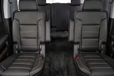 Gmc Yukon 2015 Interior by 2015 Gmc Yukon Xl Rear Interior Seats Photo 17