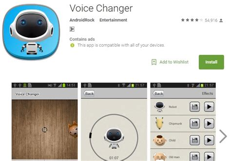 voice apps for android top 10 voice changer apps for android techbizy official site