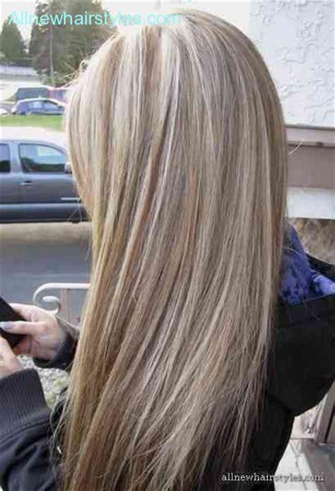 platinum highlights with brown hair platinum highlights on blonde hair allnewhairstyles com