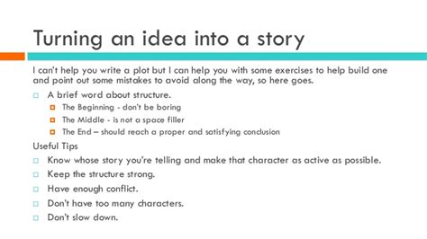 themes to base a story on writing the science fiction film where do you get your
