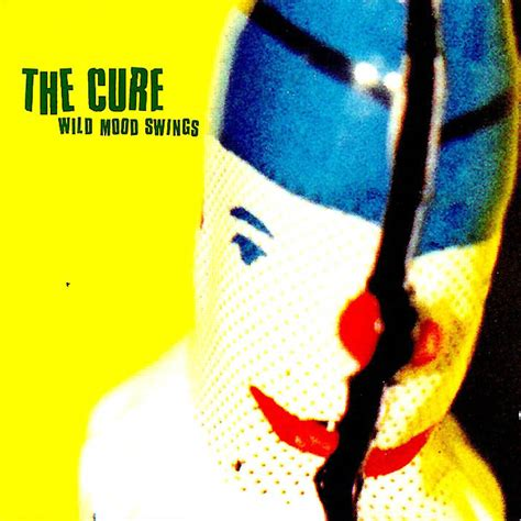 the mood swings car 225 tula frontal de the cure wild mood swings portada