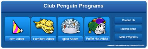 club penguin item adder 2015 club penguin programs item adder driverlayer search engine