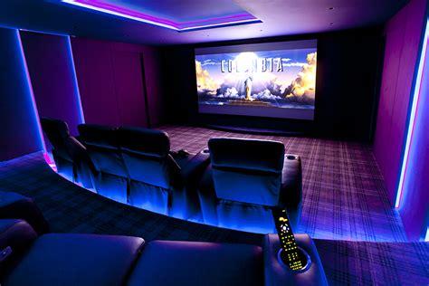 home cinema design uk a hole in the ground basement cinema