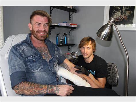 tattoo parlour parkhurst choc tattoo a thon a resounding success rosebank