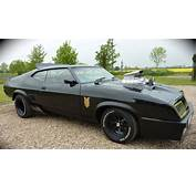 Mad Max Spec Ford Falcon V8 Interceptor For Sale On EBay UK