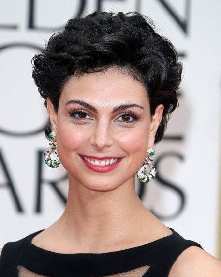 city haircuts hours morena baccarin hairstyles short styles pixie
