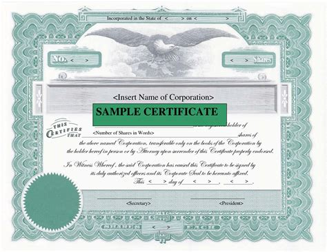 Corpex Stock Certificate Template Beautiful Groszugig Microsoft Corpex Stock Certificate Corpex Stock Certificate Template