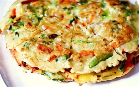korean vegetable pancakes mothering village