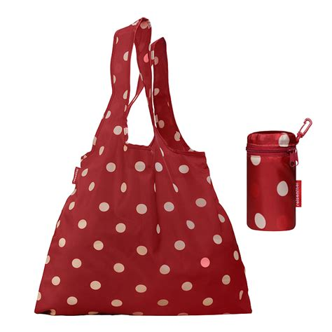 Shopper Bag Foldable Shopping Bag Reisenthel Mini Maxi Shopper Shopping Bag Reusable Foldable Shopper Bag Different Colors To