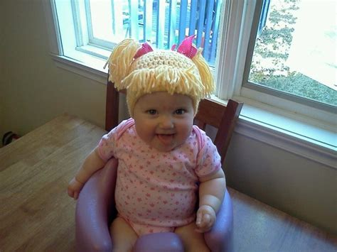 cabbage patch hats to knit keep it simple 14 adorable hats and masks for halloween