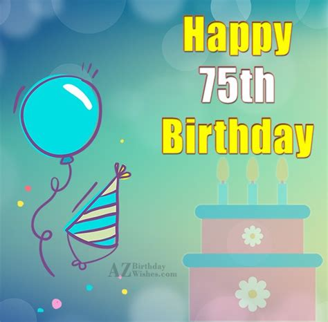 75th Birthday Quotes 75th Birthday Wishes Pictures To Pin On Pinterest Pinsdaddy