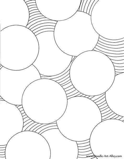 infinity circles doodles letters pinterest