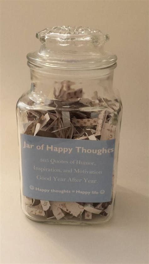 printable quotes for jars jar of happy thoughts jars gifts and thoughts