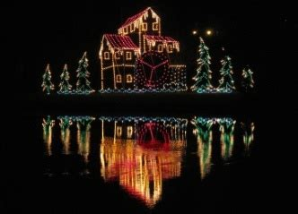 christmas light displays in ohio christmas decorating