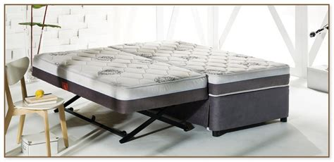pop up trundle bed pop up trundle bed twin to king