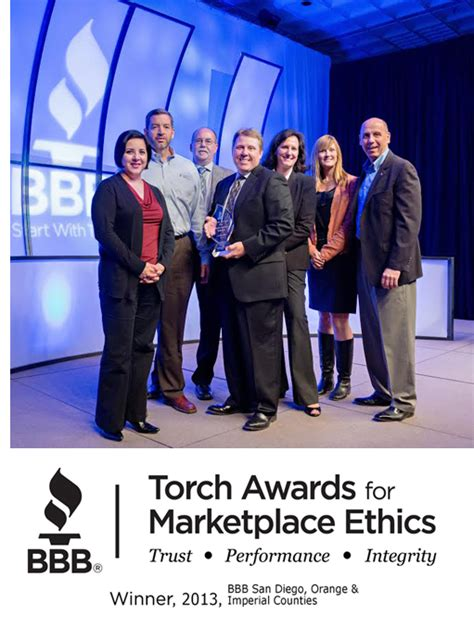 In Ethical Business Awards 2007 by Jackson Design Remodeling Wins 2013 Bbb Torch Award For