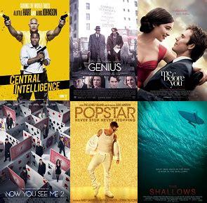 daftar film action comedy hollywood daftar 7 film hollywood rilis tayang bulan juni 2016