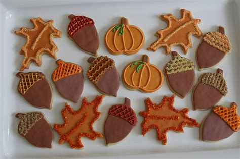 fall cookies flickr photo sharing
