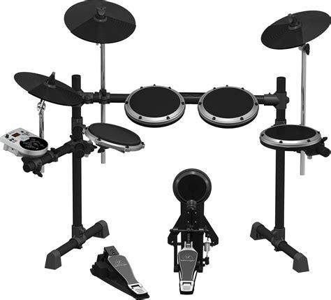 Usb Drum Kit behringer xd8 usb 8 electronic drum set kit pssl