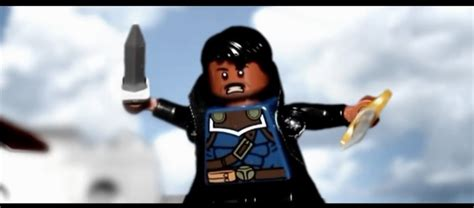 Lego Black Panther relive the black panther trailer in lego form entertainment buddha